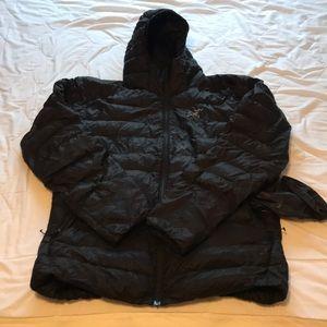 Arcertyx Woman's Puffer Coat